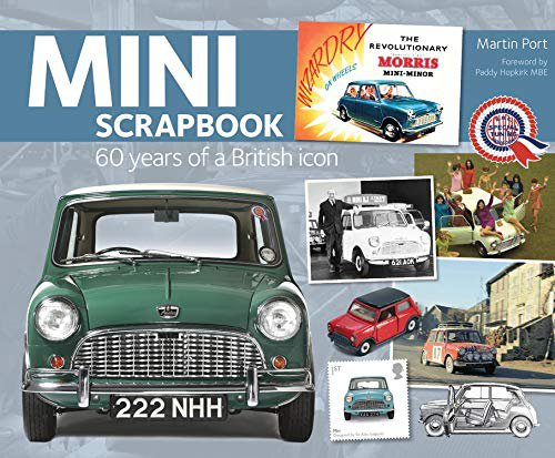 Mini Scrapbook #2# 60 years of a British icon