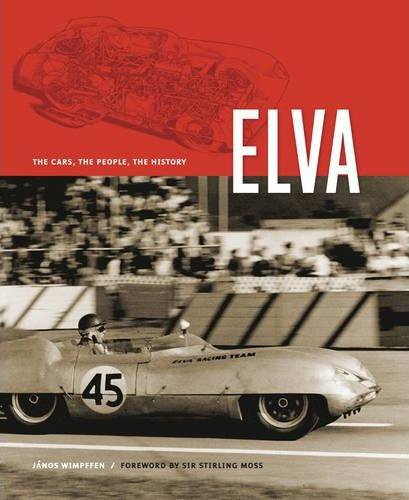 Elva #2# The Cars, the People, the History