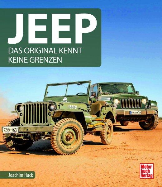 Jeep — Das Original kennt keine Grenzen