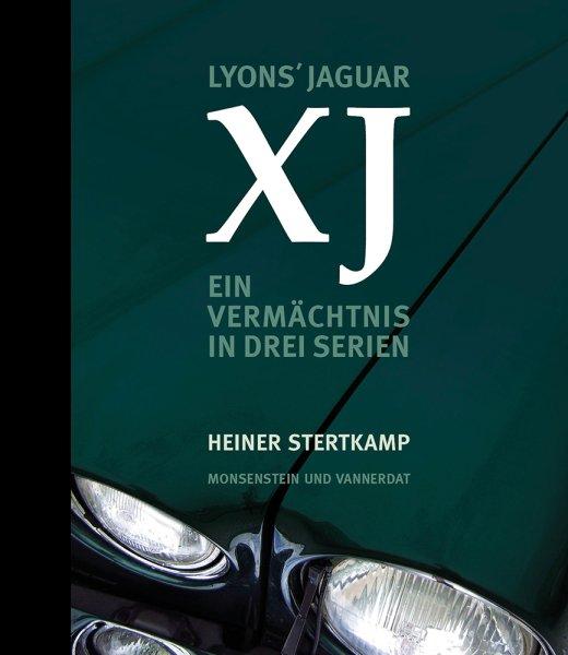 Lyons' Jaguar XJ #2# Ein Vermächtnis in drei Serien