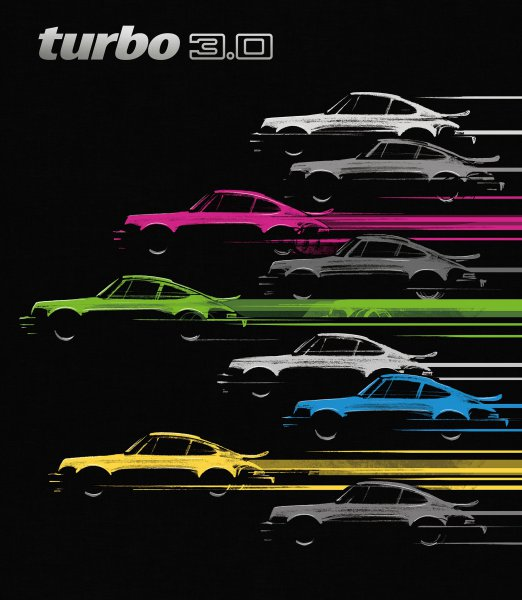 Turbo 3.0 — Porsche's First Turbocharged Supercar · 930