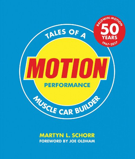 Motion Performance #2# Tales of a Muscle Car Builder