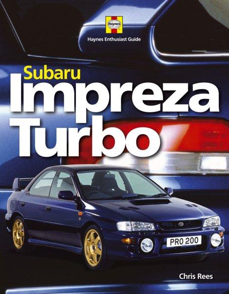Subaru Impreza Turbo — Haynes Enthusiast Guide