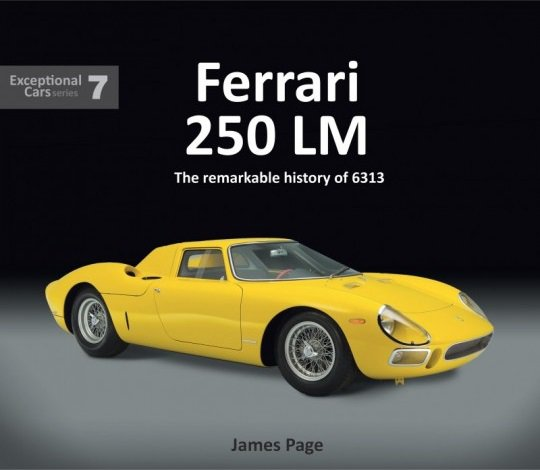 Ferrari 250 LM #2# The remarkable history of 6313