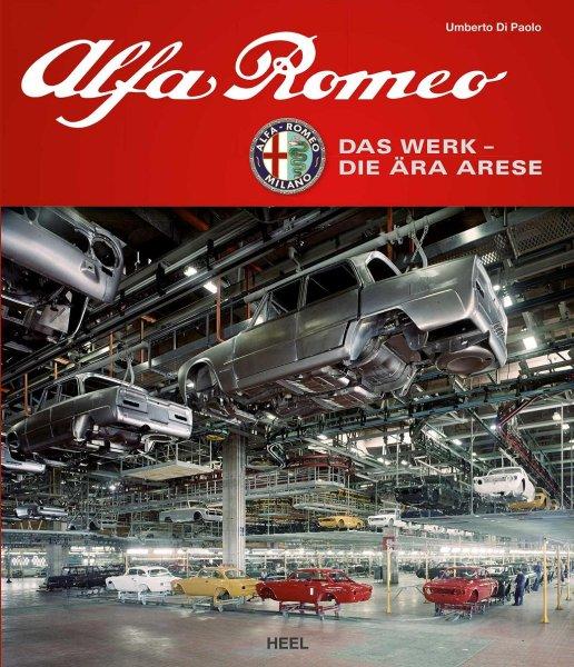 Alfa Romeo #2# Das Werk · Die Ära Arese