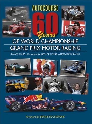 Autocourse — 60 Years of World Championship Grand Prix Motor Racing