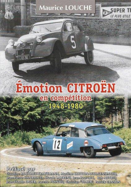 Emotion Citroen — en compétition 1948-1980