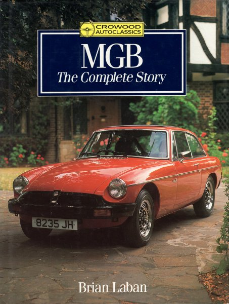 MGB — The Complete Story