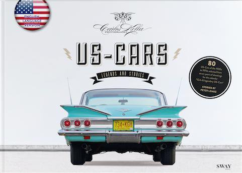 US-Cars — Legends and Stories