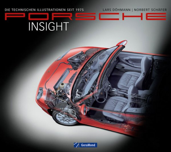 Porsche Insight #2# Die technischen Illustrationen seit 1975