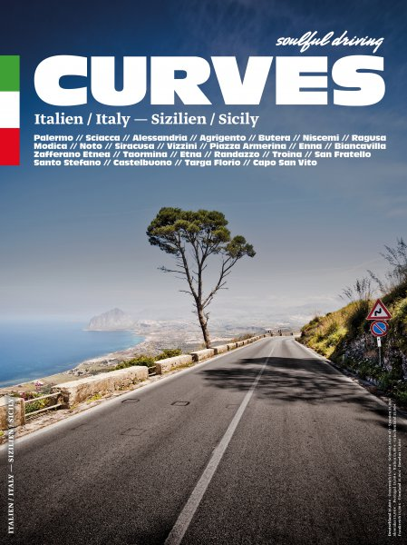 CURVES #7 · Italien / Sizilien #2# Italy / Sicily