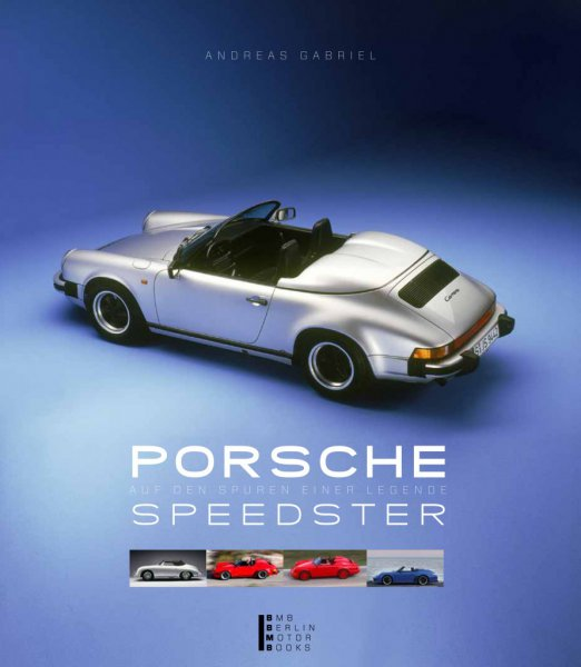 Porsche Speedster — Auf den Spuren einer Legende