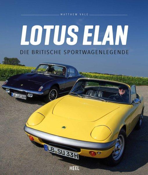 Lotus Elan #2# Die britische Sportwagenlegende