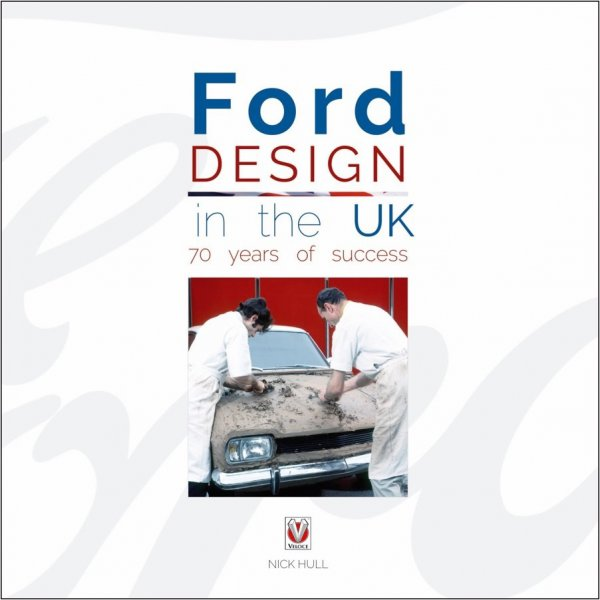 Ford Design in the UK — 70 years of success