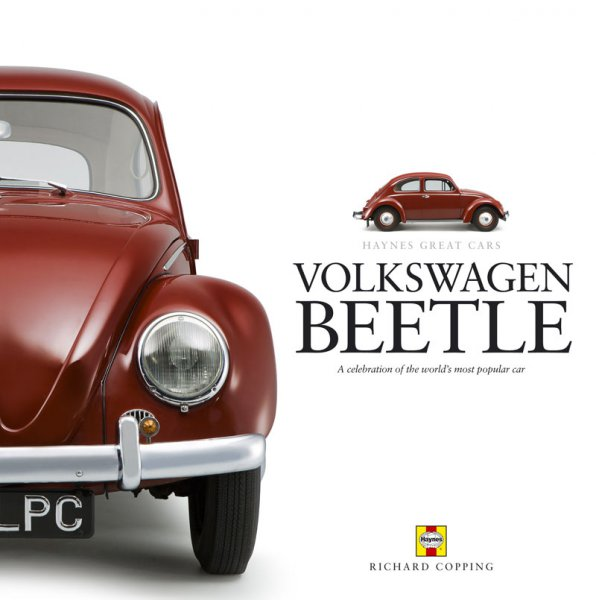 Volkswagen Beetle — A celebration of the world's most popular car