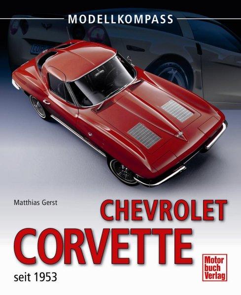 Chevrolet Corvette seit 1953 — Modellkompass