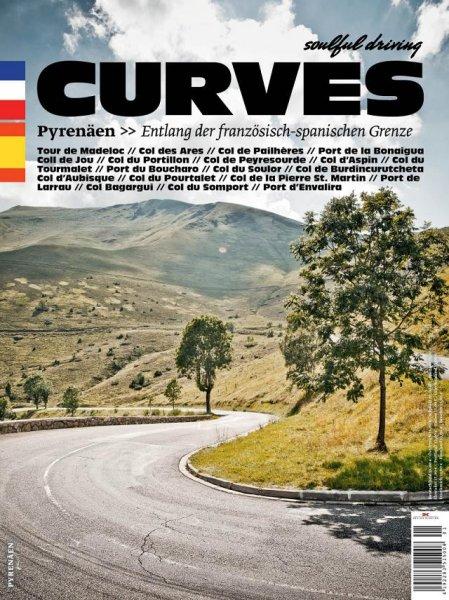 CURVES #4 · Pyrenäen — Entlang der französisch-spanischen Grenze