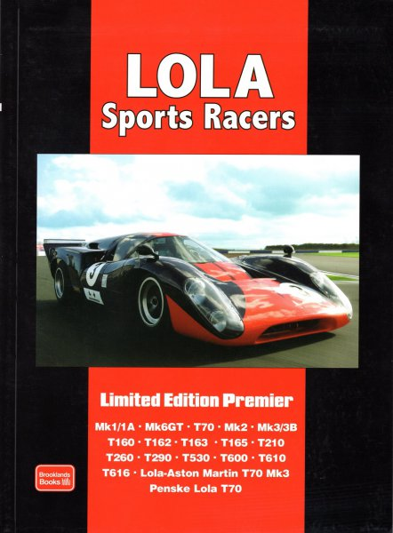 Lola Sports Racers #2# Brooklands Limited Edition Premier