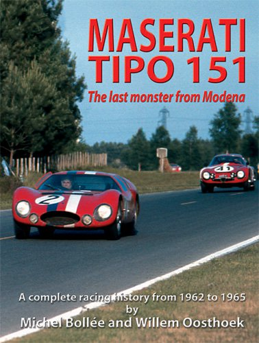 Maserati Tipo 151 #2# The last monster from Modena