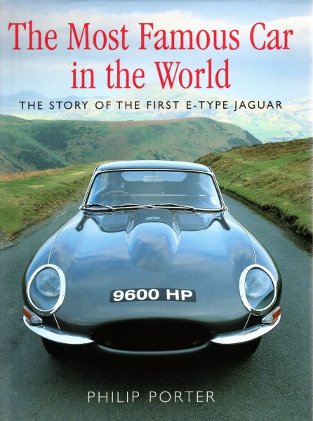 The Most Famous Car in the World #2# The Story of the First E-Type (9600HP)