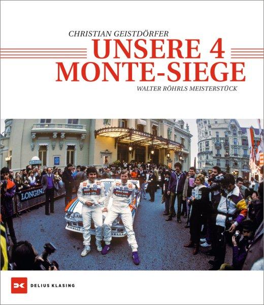 Unsere 4 Monte-Siege #2# Walter Röhrls Meisterstück