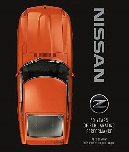 Nissan Z #2# 50 Years of Exhilarating Performance