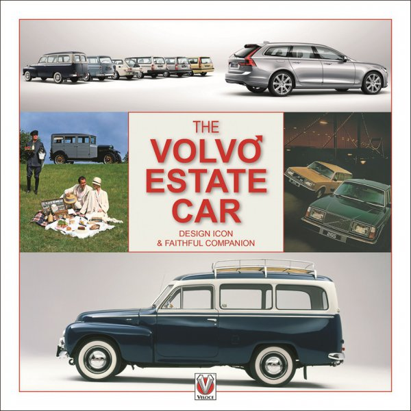 The Volvo Estate Car #2# Design Icon & Faithful Companion
