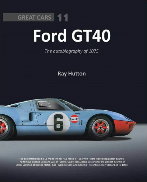 Ford GT40 — The autobiography of 1075