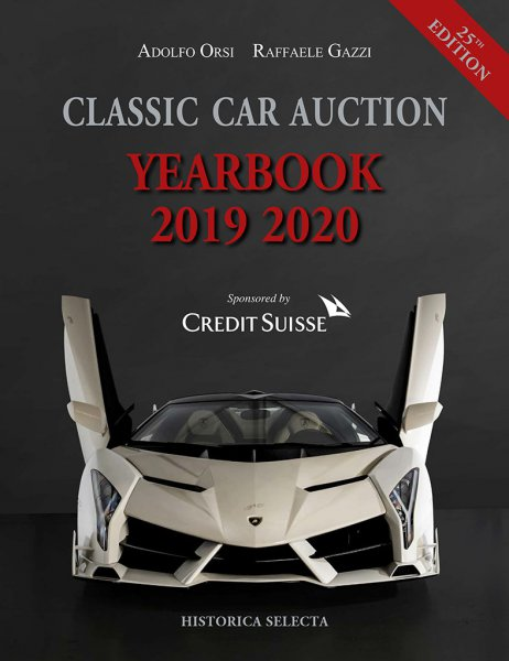 Classic Car Auction Yearbook #2# 2019-2020