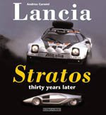 Lancia Stratos #2# thirty years later