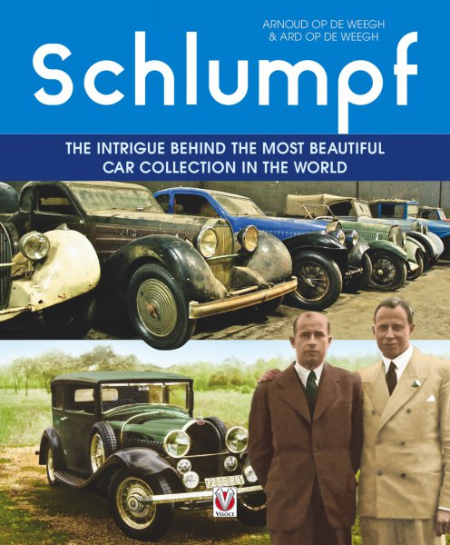 Schlumpf — The intrigue behind the most beautiful car collection in the world