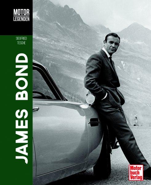 James Bond #2# Motorlegenden