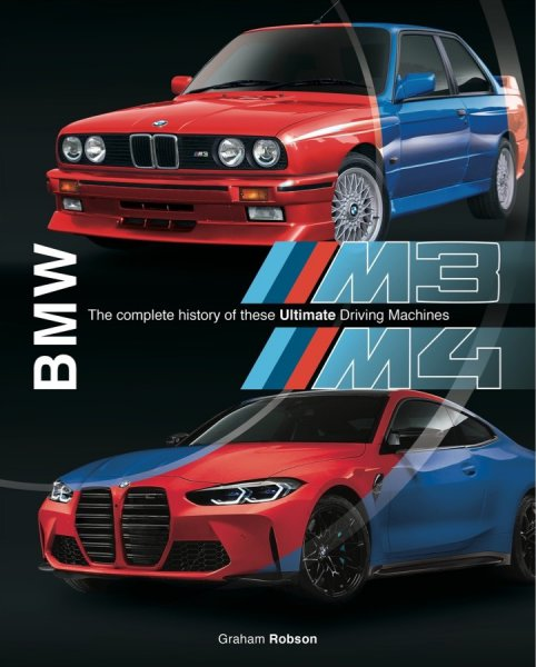 BMW M3 & M4 #2# The complete history of these ultimate driving machines