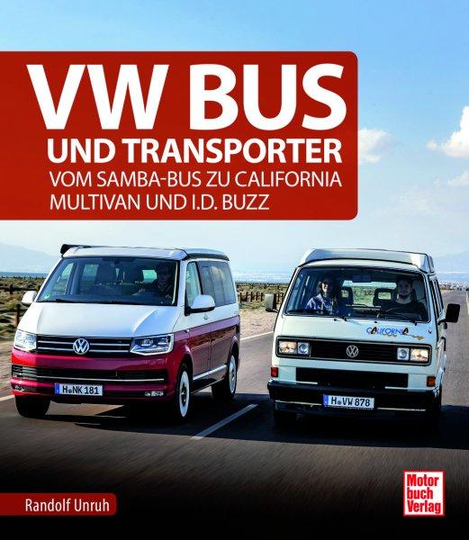 VW Bus und Transporter #2# Vom Samba-Bus zu California, Multivan und ID. Buzz