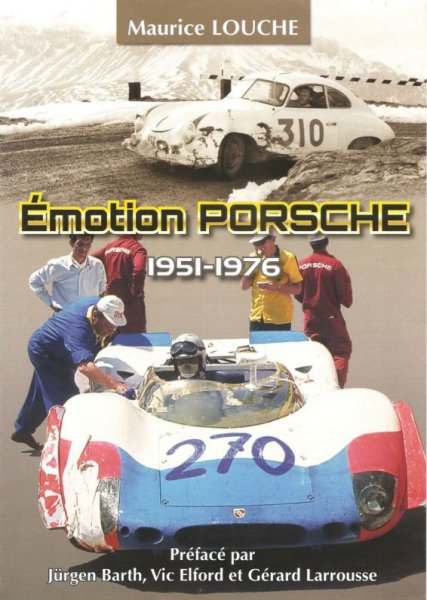 Emotion Porsche — 1951-1976