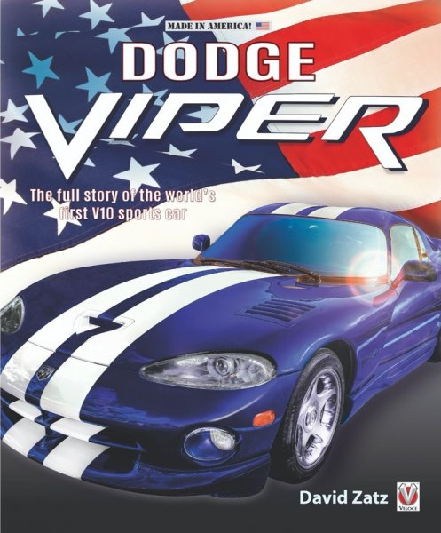 Dodge Viper — The full story of the world's first V10 sports car
