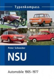 NSU · Typenkompass #2# Automobile 1905-1977