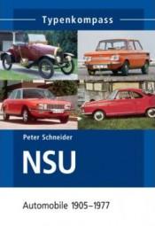 NSU · Typenkompass #2# Automobile 1905-1977