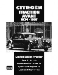 Citroen Traction Avant 1934-1957 #2# Brooklands Limited Edition Premier
