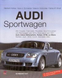 Audi Sportwagen #2# Auto Union · DKW · Horch · NSU · Wanderer