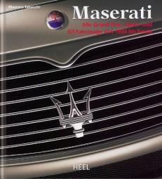 Maserati #2# Alle Grand Prix-, Sport- und GT-Fahrzeuge 1926-2004