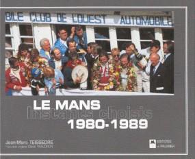 Le Mans 1980-1989 #2# Instants choisis
