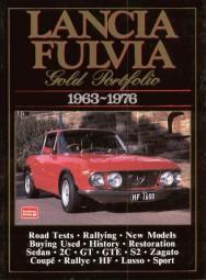 Lancia Fulvia 1963-1976 #2# Brooklands Gold Portfolio