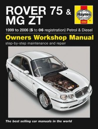 Rover 75 & MG ZT #2# Haynes Owners Workshop Manual · Reparaturanleitung