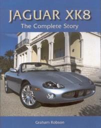 Jaguar XK8 #2# The Complete Story