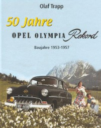 50 Jahre Opel Olympia Rekord #2# Baujahre 1953-1957