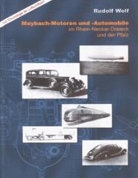 Maybach-Motoren und -Automobile