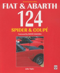 Fiat & Abarth 124 #2# Spider & Coupé (Revised Edition)