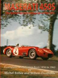 Maserati 450S #2# The fastest sports racing car of the 50's