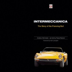 Intermeccanica #2# The Story of the Prancing Bull